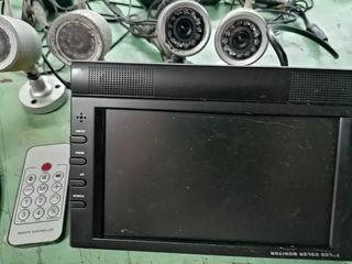 circuito cerrado video camaras