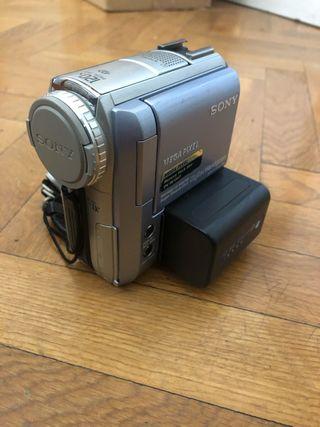 Videocámara digital Handycam Sony