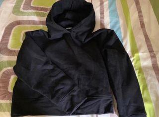 Sudadera Zara negra nueva / Urge