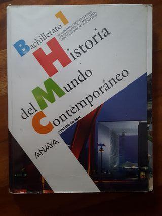 Historia del mundo contemporáneo Bachillerato 1