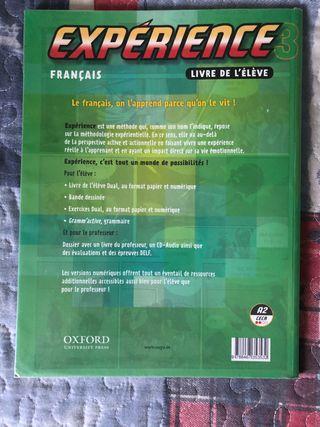 Libros Francés 3 ESO