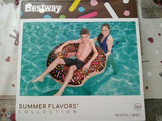 Flotador donut hinchable Bestway