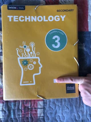 Libro de tecnología bilingüe 3 ESO