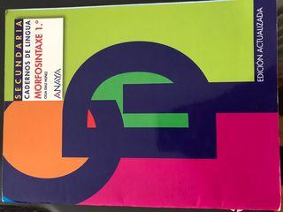 Cuadernos de lengua galega 1 de FPB