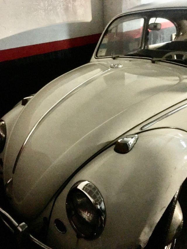 Volkswagen Beatle antiguo