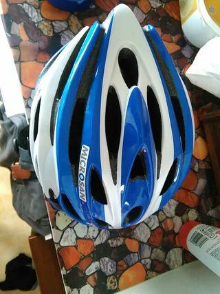 casco bicicleta carretera microsan spink