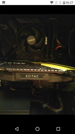 POWERFUL GAMING / STREAMING PC RYZEN 5 GTX 1070