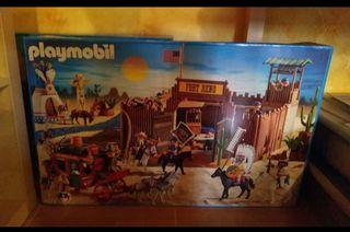 Playmobil oeste 4072