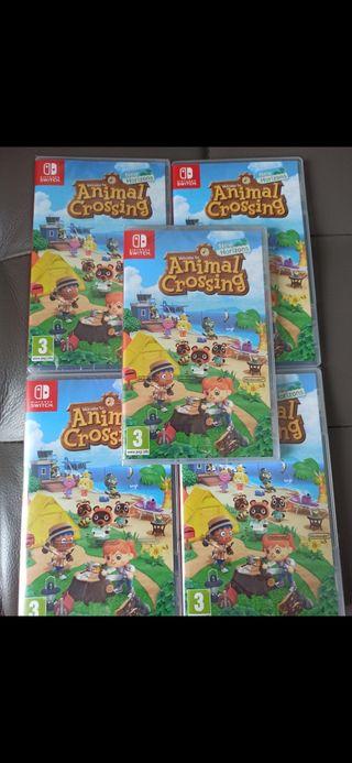 Animal Crossing New Horizons Precintado