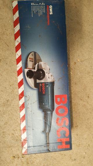 amoladora Bosch gws 20-180