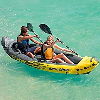 Intex 68307NP - Kayak hinchable Explorer K2 con 2