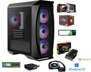 PC GAMING NUEVO AMD RYZEN 5