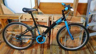 """Bicicleta infantil 24"""""""