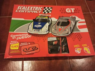 SCALEXTRIC COMPACT GT