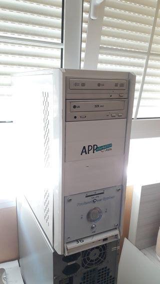 ordenador pc torre amd atlhon xp