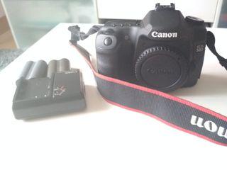 Canon Eos 50D , objetivos y accesorios