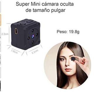 Mini Camara Espia Oculta Videocámara, NIYPS 1080P