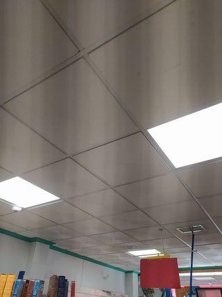 Placas de luz LED