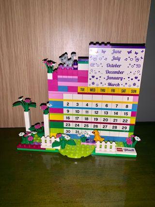 Calendario LEGO