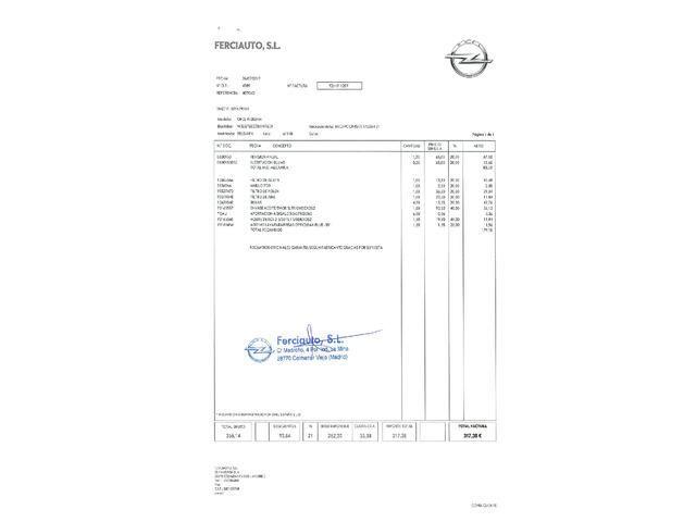 Opel Insignia 2.0 Turbo Cosmo 4x4 162 kW (220 CV) de
