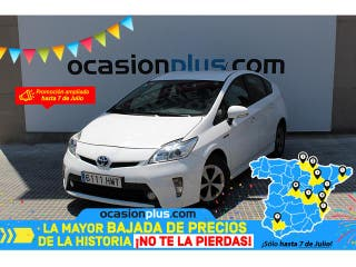 Toyota Prius 1.8 Advance 100 kW (136 CV)