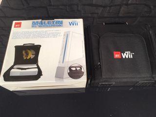 Maletín oficial para Wii