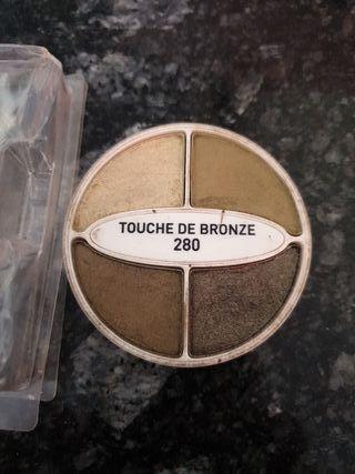 guerlain Roche de bronze 280 sombra ojos