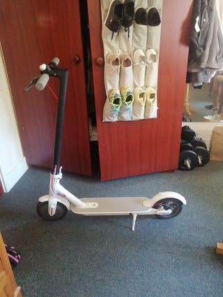 scooter xiaomi M365 white