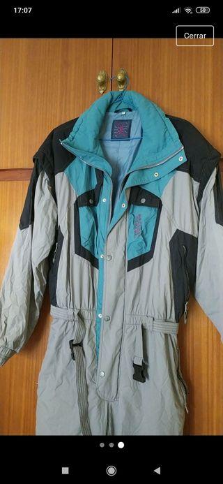mono de esquiar hombre, marca K2, talla 56