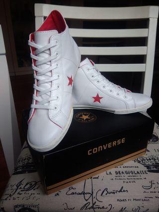 Converse one star. T/37. Nuevas