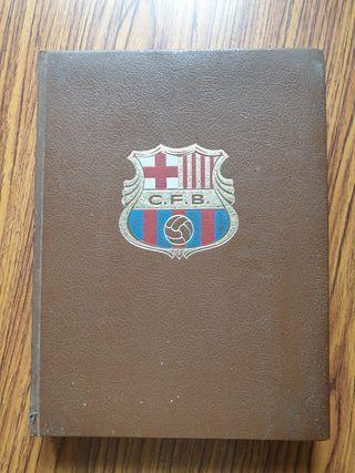 HISTORIA DEL F.C.BARCELONA