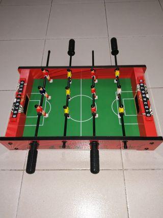 Futbolin nuevo. 80cm x 40cm
