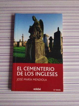 """Libro """"El cementerio de los ingleses"""""""