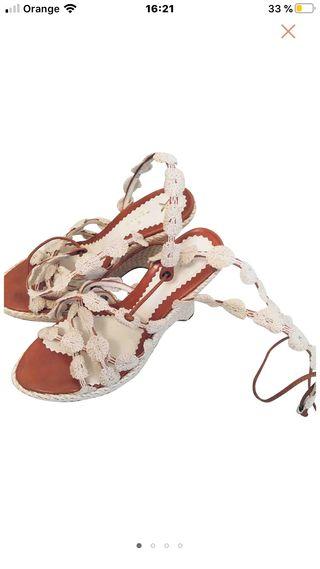 Zapatos verano Muxart