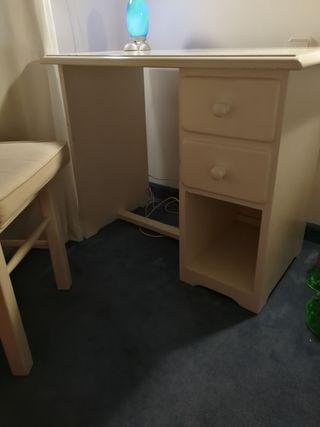 URGE Mesa escritorio blanco