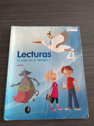 lectura viaje en el tiempo 4 primaria