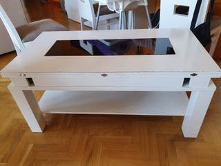 Mesa plegable y elevable