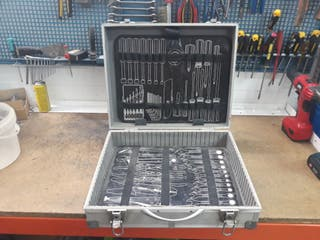 maletín para herramientas