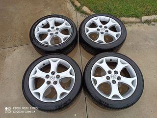 Llantas de aluminio R17 Mazda