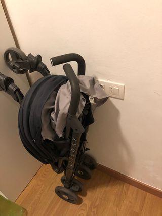 Cochecito silla de paseo chicco liteway