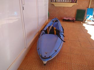Kayak canoa rígido de travesía Bickayaks Bilbao