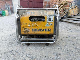 Compresor hidráulico JCB Beaver Diesel