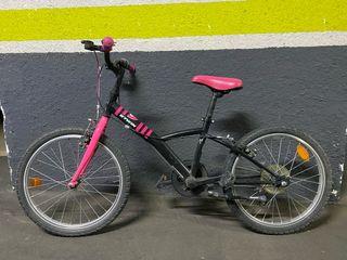 "Bici de chica 20"""
