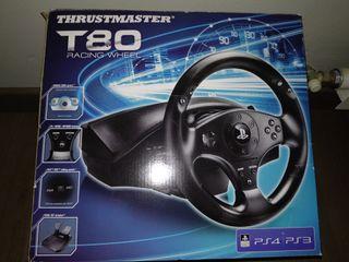 Volante T80 THRUSTMASTER