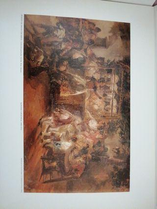 La pintura costumbrista andaluza.
