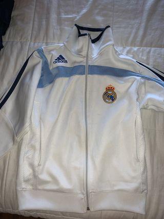 Chandal Real Madrid parte de arriba talla 12