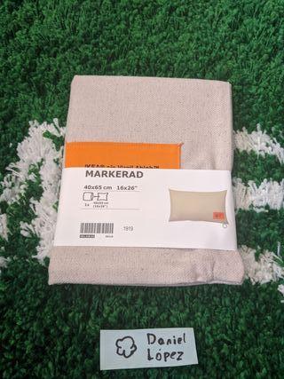 Funda de cojín - Virgil Abloh x IKEA - MARKERAD