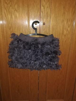 Falda vestir M