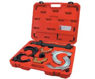 Kit maletín con compresor de muelle universal y al