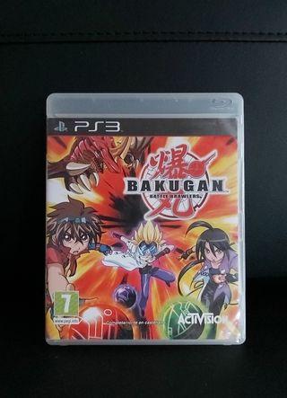 BAKUGAN para PS3